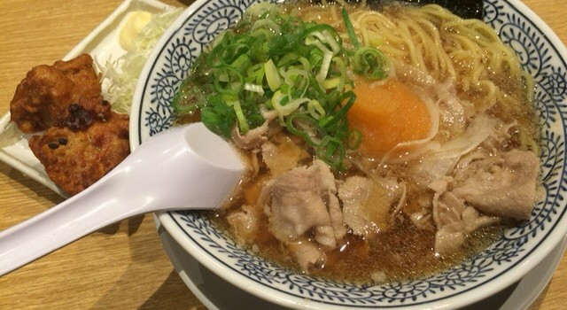 丸源ラーメン高松上天神店